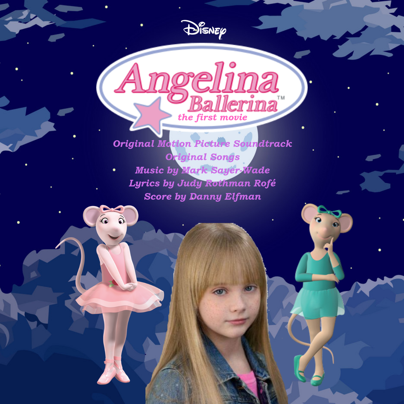 Angelina Ballerina: The First Movie/Soundtrack