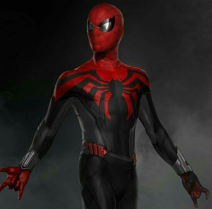 Adult Spider Man
