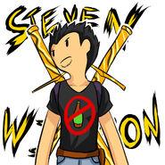 Steven wilson by ask evin-d5tj1bi