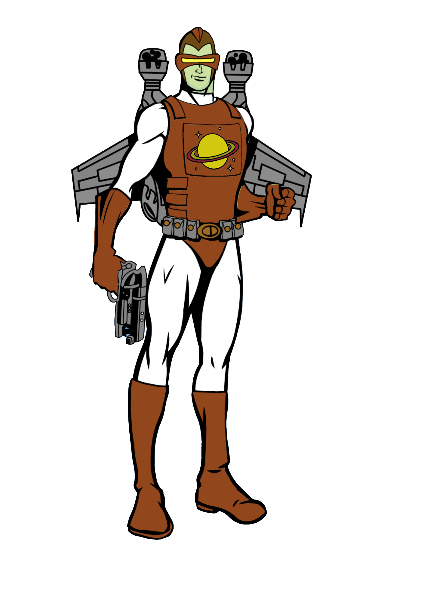 Captain Galaxy