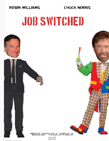 Job Switched
