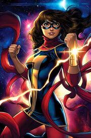 Kamala Khan (Ms. Marvel)