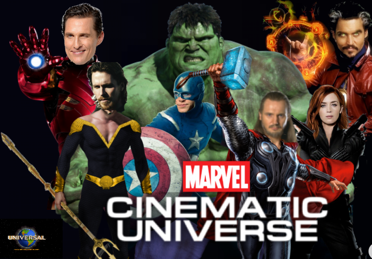 What if The Marvel Cinematic Universe was owned by Universal Pictures
