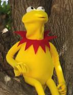 Sherman the Frog