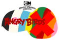 Angry Birds X Logo (w- Steven Spielberg Presents Endtag)