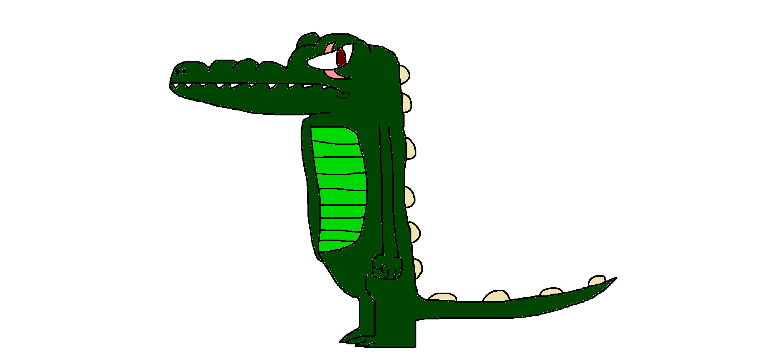 Cartoon Network: CN School/The Croc