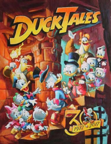 DuckTales vs DuckTales (2020)