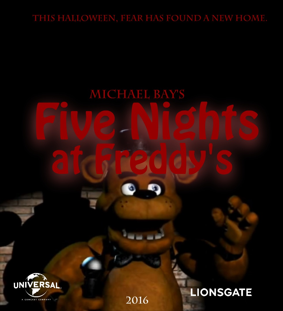 Five Nights at Freddy's (2016)