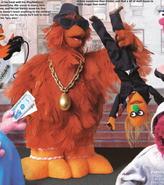 The Notorious B.I.G. Bird
