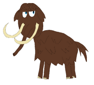Wayne the Mammoth