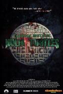 Teenage Mutant Ninja Turtles 2023 movie poster