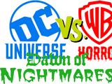 DC Universe vs. WB Horror: Dawn of Nightmares