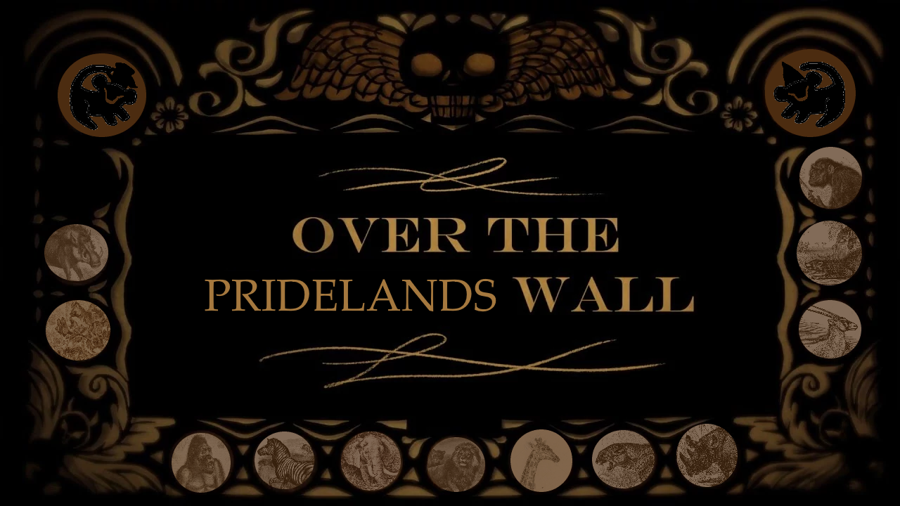 AnimalLover63/Over the Pride Lands Wall