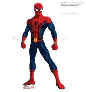 Ultimate Spider-Man redesigned