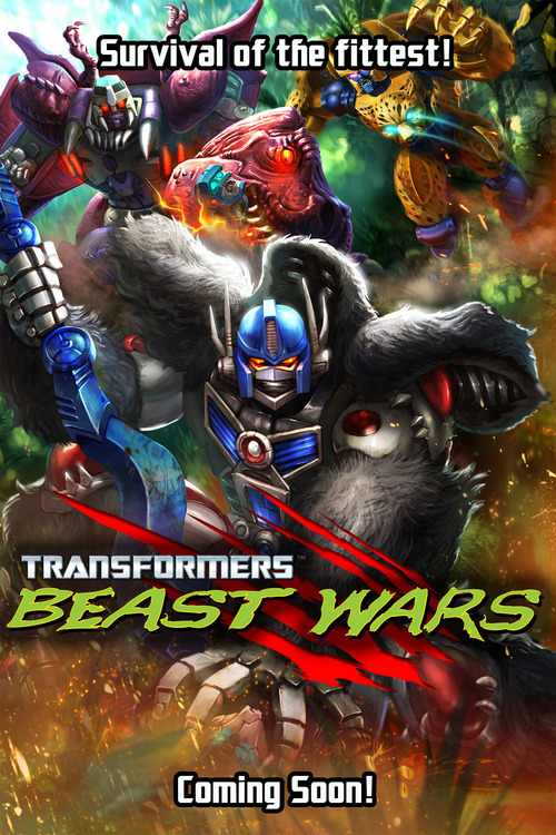 Beast Wars: Survival of the Fittest