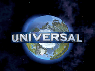 Universal pictures logo from spore film