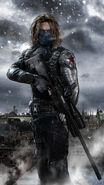 Winter soldier by uncannyknack-d7v4z5g