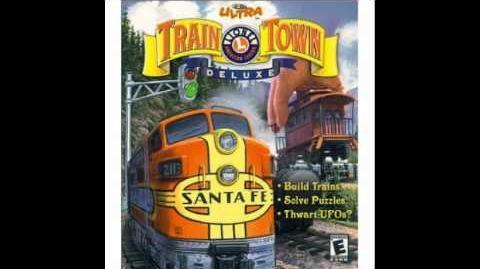3D Ultra Lionel Traintown Soundtrack Meadow Journey