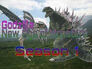 Godzilla New Age of Monsters season 1