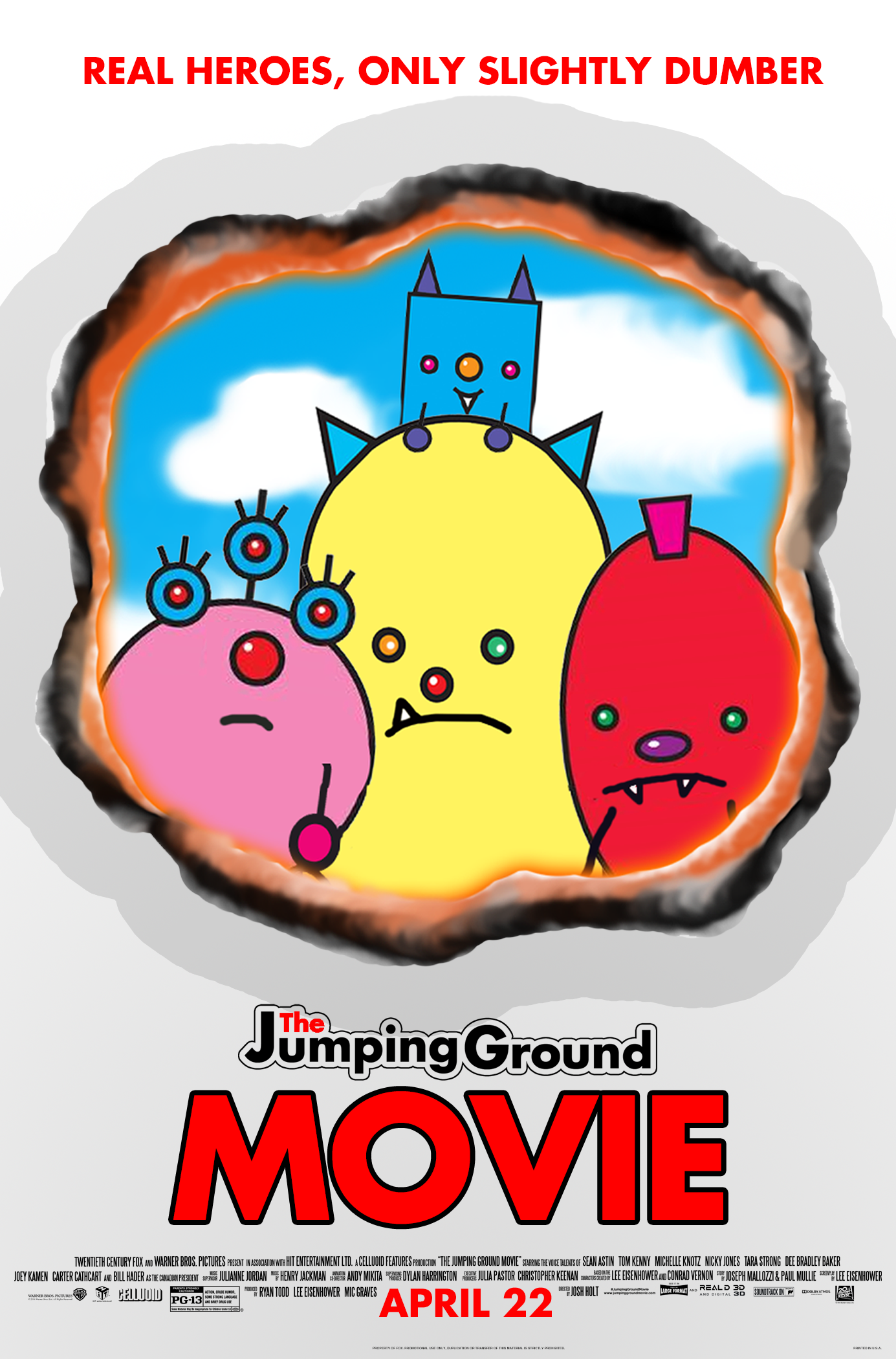 The Jumping Ground Movie