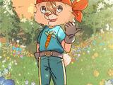 Periwinkle Bellflower and Company: Rabbits of Beechflua