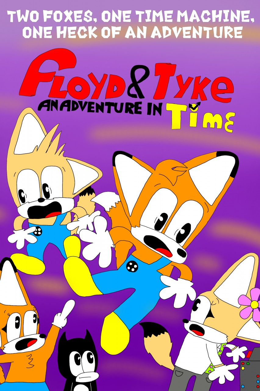 Floyd & Tyke: An Adventure In Time