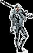 Silver Sable (Silver Sablinova - circa 2017)
