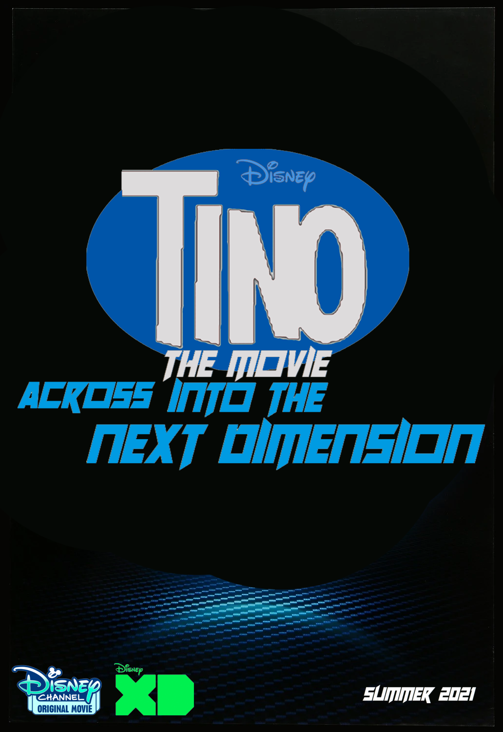 Tino: The Movie: Across Into the Next Dimension