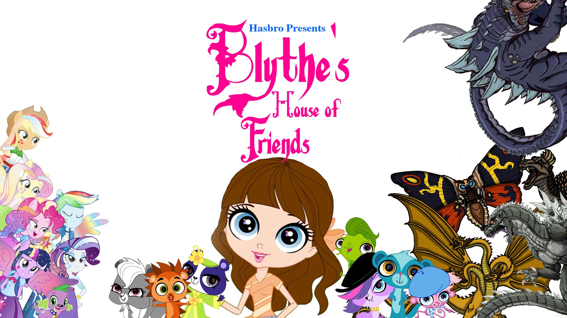 Blythe's House of Friends (TV Film)