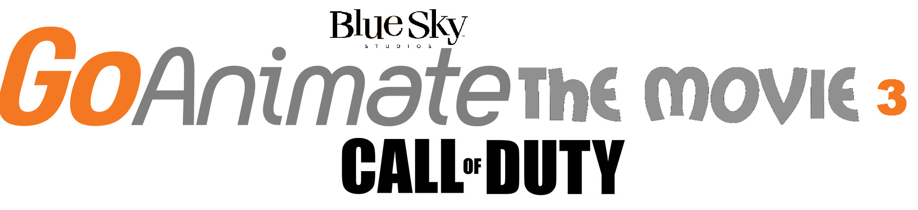 GoAnimate The Movie 3: Call of Duty