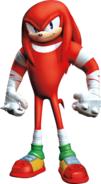 SonicBoom knuckles