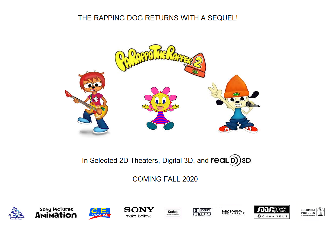 PaRappa the Rapper 2: The Sequel of the Film