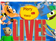 Plory And Yoop The Best Live Tour Ever Original Poster