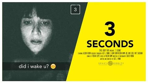 3 SECONDS (Snapchat horror film)