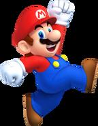 Mario ( Mario & Luigi Dream Team Bros. version )