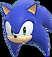 Sonic (head) - MaS