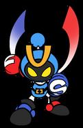 Magnet Bomber (Bomberman R. Drawing)