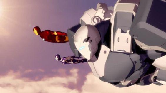 Amfretia2415/We love Iron Man: Armored Adventures. Why?