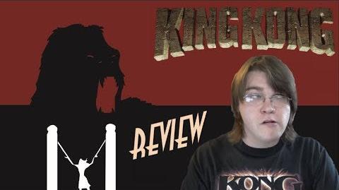 60. BigJackFilms King Kong (2016) KING KONG REVIEWS