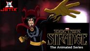 Doctor strange animated series