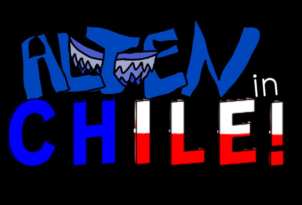 Alien in Chile!