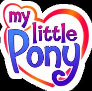 Mi Pequeño Pony Logo Generacion 3