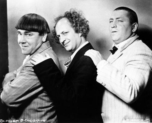 The Three Stooges Mysteries
