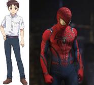Minato Wasabi Spider-Man