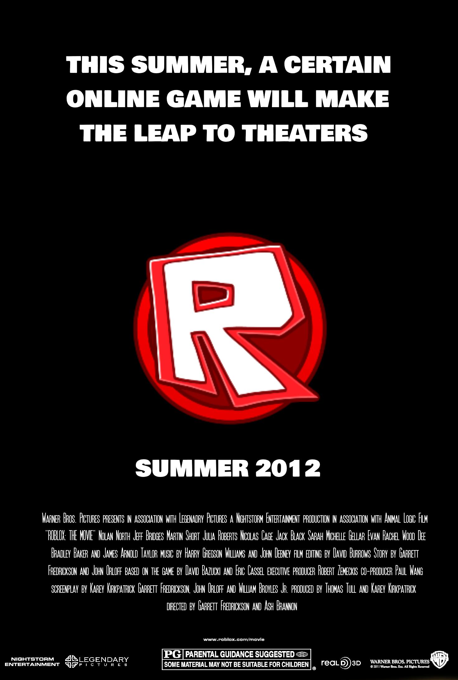 ROBLOX: The Movie (hfmbears version)