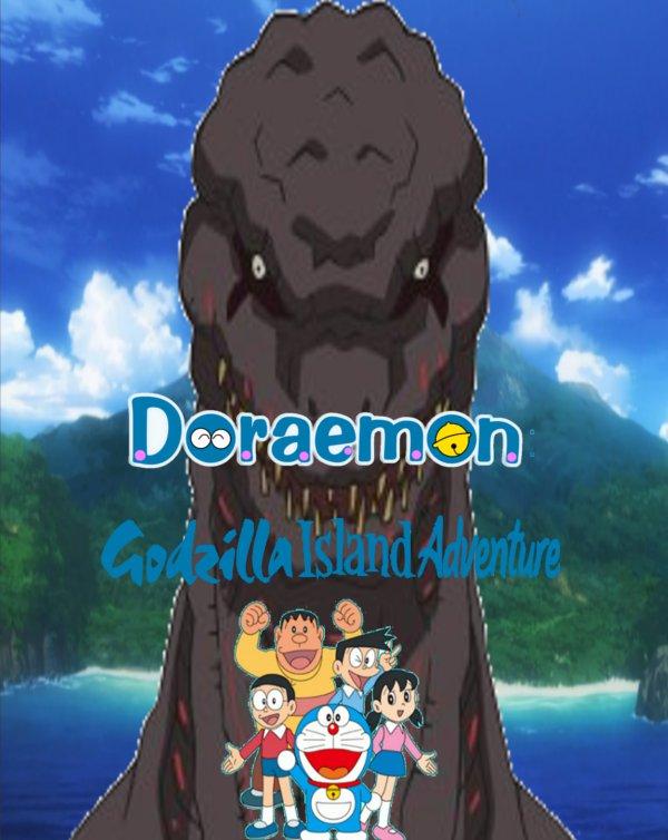 Doraemon: Godzilla Island Adventure
