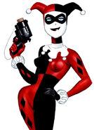 Bruce-timm-batman-animated-series-harley-quinn1