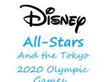Disney All Stars and the Tokyo 2020 Olympic Games