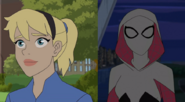 Gwen Stacy the Ghost-Spider