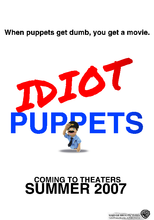 Idiot Puppets
